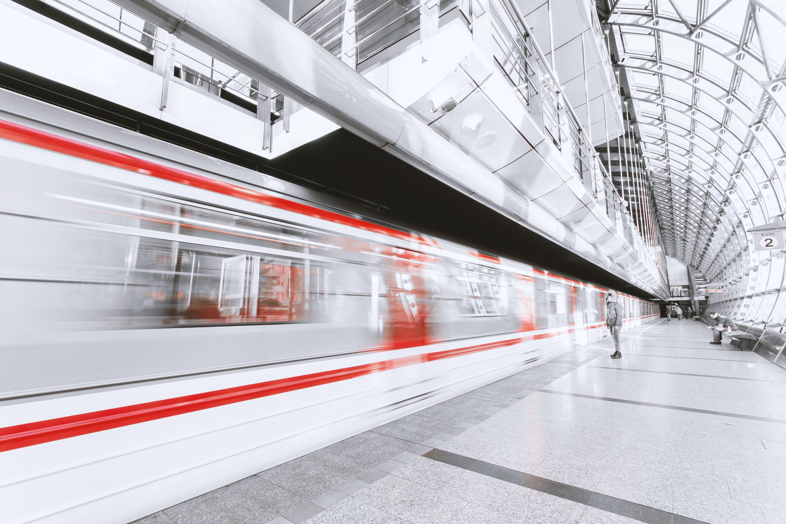 Imagen tren de alta velocidad